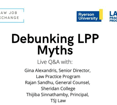 Image for Debunking LPP Myths
